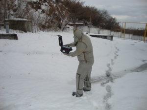 Радиационно-химический контроль окружающей среды